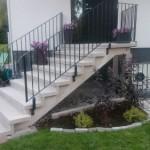 trappa i betong