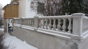 balustrad