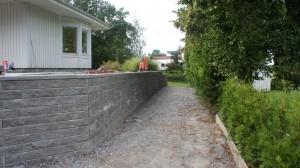betongmur